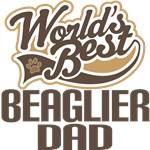 Beaglier Dad (Worlds Best) T-shirts