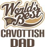 Cavottish Dad (Worlds Best) T-shirts