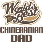 Chineranian Dad (Worlds Best) T-shirts