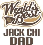 Jack Chi Dad (Worlds Best) T-shirts
