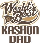 Kashon Dad (Worlds Best) T-shirts