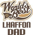 Lhaffon Dad (Worlds Best) T-shirts