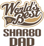 Sharbo Dad (Worlds Best) T-shirts