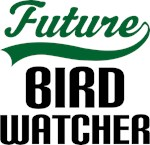 Future Bird Watcher Kids T Shirts