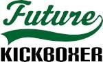 Future Kickboxer Kids T Shirts