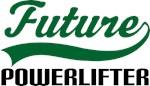 Future Powerlifter Kids T Shirts