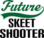 Future Skeet Shooter Kids T Shirts