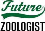 Future Zoologist Kids T Shirts