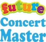 Future Concert Master Kids Music T-shirts