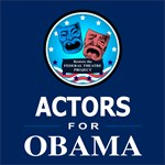 ACTORS FOR OBAMA
