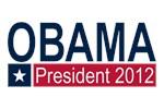 Obama President 2012