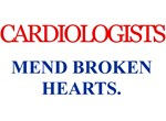 Cardiologists Mend Broken Hearts.