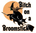 Bitch on a Broomstick