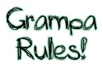 Grampa Rules!