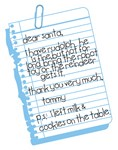 A Ransom Note to Santa
