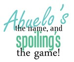 Abuelo's the Name!