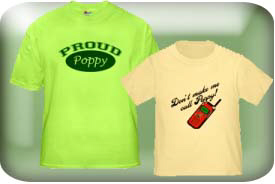 Poppi and Poppy Gifts and T-Shirts