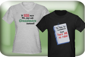 Grandmere Gifts and T-Shirts