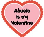 Abuelo is My Valentine