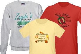 Zayde Gifts and T-Shirts