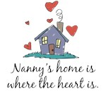 Nanny's Home is Where the Heart Is