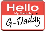 Hello, My name is G-Daddy