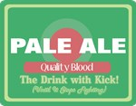 Pale Ale Blood Ad