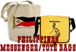 Philippines Messenger/Tote Bags