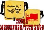 Tonga Messenger/Tote Bags