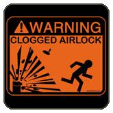Airlock Warning