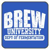 Brew U. Dept. Fermentation