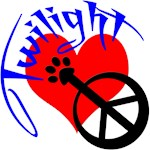 Peace, Love, Twilight Move Merchandise.