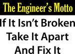 The Engineer's Motto