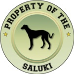 Property of the Saluki