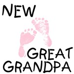 New Great Grandpa - Pink