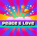 Psychedelic Peace and Love