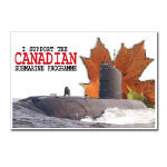 I Support the CANADIAN Submarine Programme
