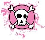 Fishnet Skull