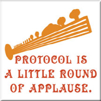 Protocol is Applause