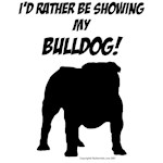 Showing My Bulldog