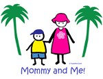 Mommy and 1boy (pink)