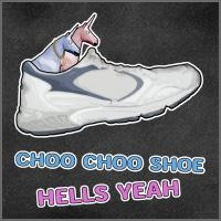 Choo Choo Shoe