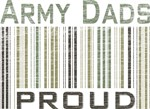 Military Army Dads Proud T-shirts & Gifts