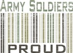 Military Army Soldiers Proud T-shirts & Gifts