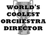 Coolest Orchestra Director Music T-shirts & Gifts
