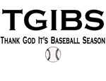 TGIBS -- Baseball Season