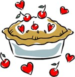 I Love (Heart) Cherry Pie T-shirts & Gifts