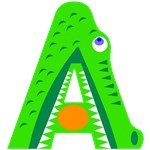 A is for Alligator T-shirts & Gifts