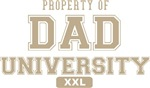 University of Dad T-shirts & Gifts