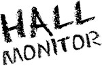 Hall Monitor Funny School T-shirts & Gifts